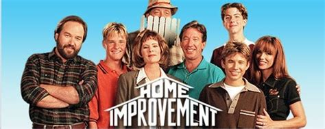 home improvement cast images the voice actors