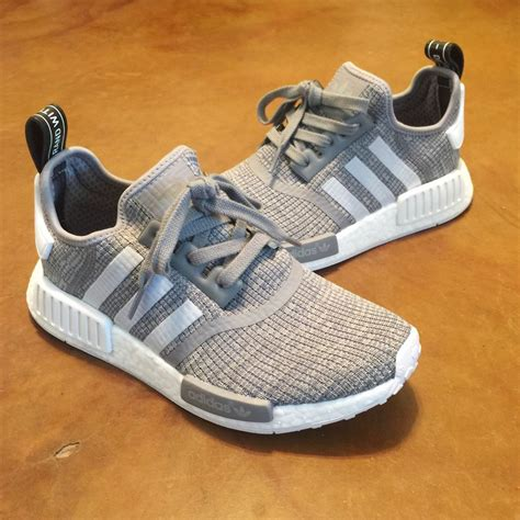 adidas nmd r1 glitch grey camo mens size 6 s size 8 clothing shoes accessories