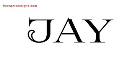 tattoo name jay jay archives free name designs