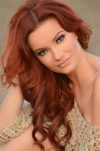 auburn colored hair awesome auburn hair color inspiration best hair color