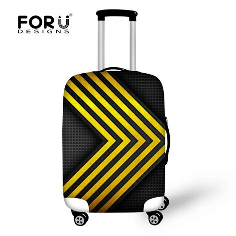 Luggage Cover Elastic 24 durable suitcase protective covers thick elastic stretch spandex luggage cover apply to 18 20 22