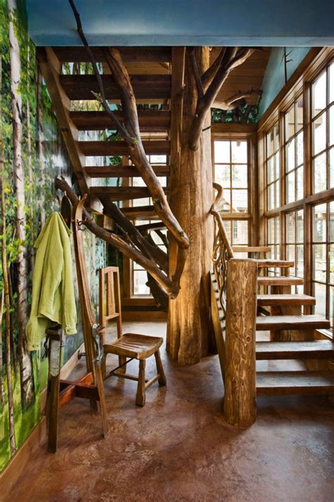 stunning rustic cabin plans loft with wooden staircase 17 splendid rustic staircase designs to inspire you with ideas