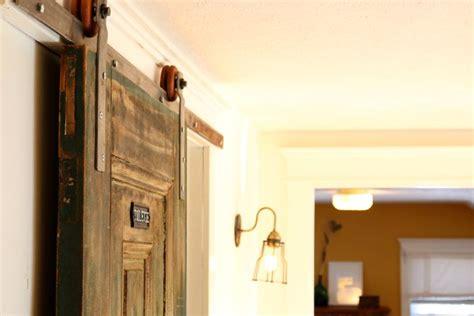 make your own barn door track 40 best images about barn door on buy wood
