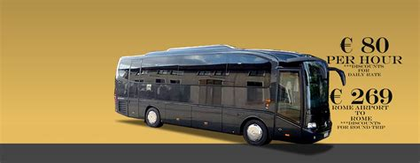 Airport Ground Transportation by Ground Transportation Fiumicino