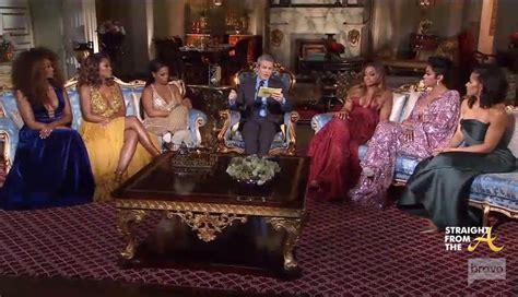 real housewives of atlanta reunion part 2 chapter one tamara recap 5 things revealed on rhoa season 9 reunion part 1
