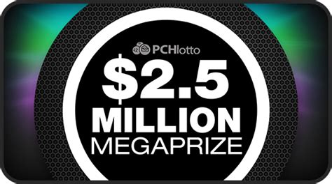Pch Lotto Rules - pch lotto check my numbers