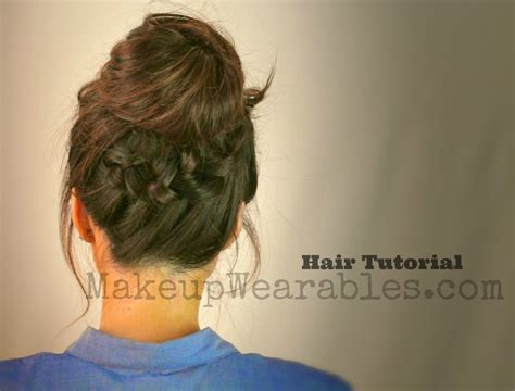 Hairstyles Tutorial Videos | learn 3 cute everyday casual hairstyles updos hair