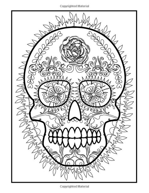 Pdf Dia Los Muertos Coloring Grown Ups by 1981 Best Images About Coloring Pages On