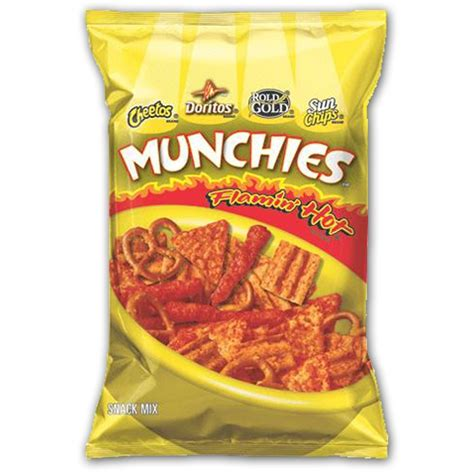 hot chips mix munchies snack mix cheese fix 8 ounce
