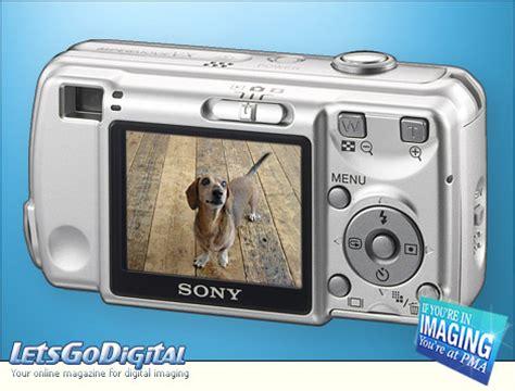 Kamera Digital Sony Dsc S600 Sony Cybershot Dsc S600 Pma 2006