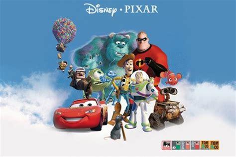 film disney pixar elenco los personajes de disney y de pixar se ver 225 n las caras por