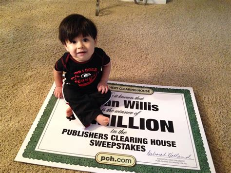 Pch Check - meet brian willis pch s newest superprize winner pch blog