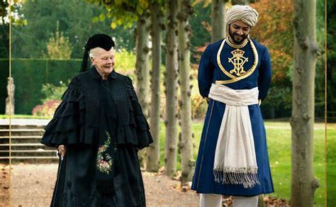 film queen and abdul victoria and abdul judi dench ali fazal look authentic