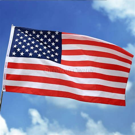 Bunting Flag Bendera Dekorasi Pesta aliexpress buy 5x3 ft american flag united states of america us flags stripes usa
