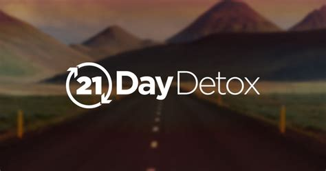 21 Day Brain Detox App by Do You Want To Experience The Best Mental Health Possible