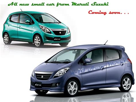 maruti cervo car k 10 auto world cervo maruti s new step in small