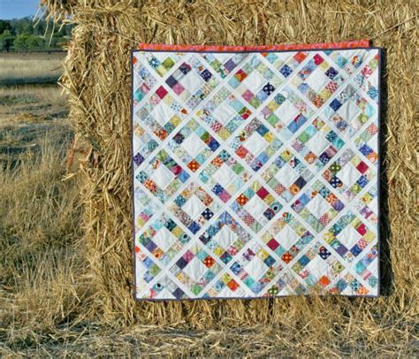 Patchwork Quilt Tutorial - charmed patchwork quilt tutorial scrappy club