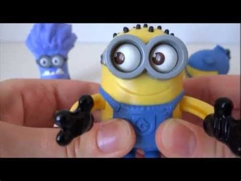 Mainan Tom N Jerry Happy Meal despicable me 2 evil minion theater doovi