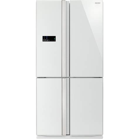 Freezer Sharp Frv 300 sharp sjfj676vwh 676l door fridge reviews