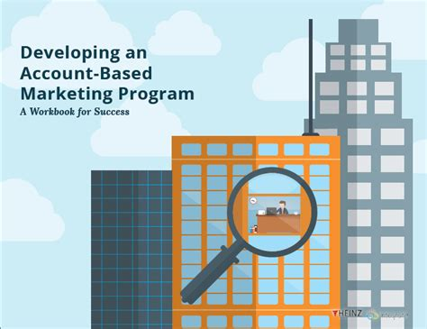 28 account based marketing template account based