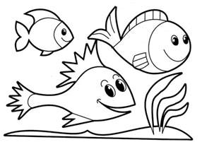 printable coloring pages fish coloring pages printable coloring pages