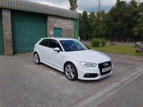 audi a3 s line new shape in white in bridgend gumtree