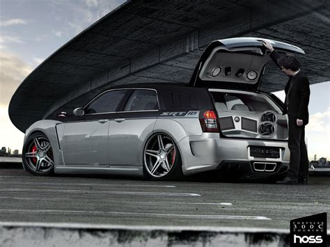 Karpet Custom Ss Chrysler 300 C 2013 Premium 20mm Ori chrysler 300c touring by hossworks on deviantart