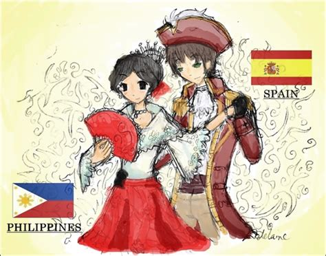 Spain In The Philippines aph spain philippines by chevalier16 on deviantart