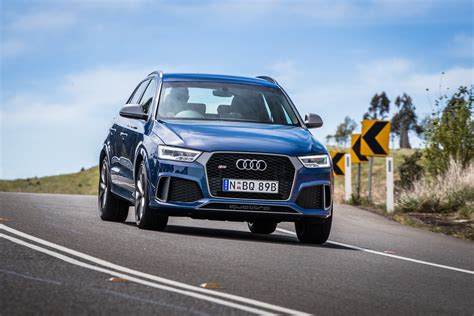 Audi Rs Q3 by 2017 Audi Rs Q3 Performance Review Caradvice