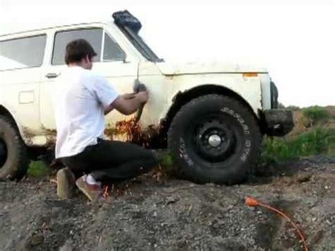 Lada Niva Tyres Lada Niva Tire Tuning