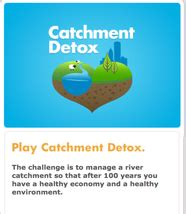 How To Get A Score On Catchment Detox by Teach 2 Inspire Tm Stem Lesson Plans