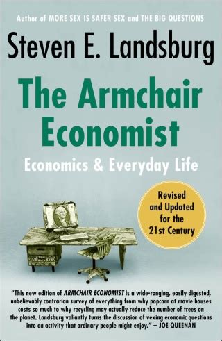 the armchair economist review from reviews of the first edition