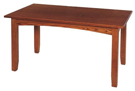 Mission Dining Room Table Keystone Collections Mission Solid Top Dining Table From