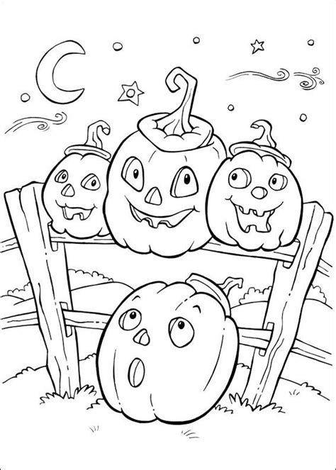 coloring pages fall halloween best 25 halloween coloring pages ideas on pinterest