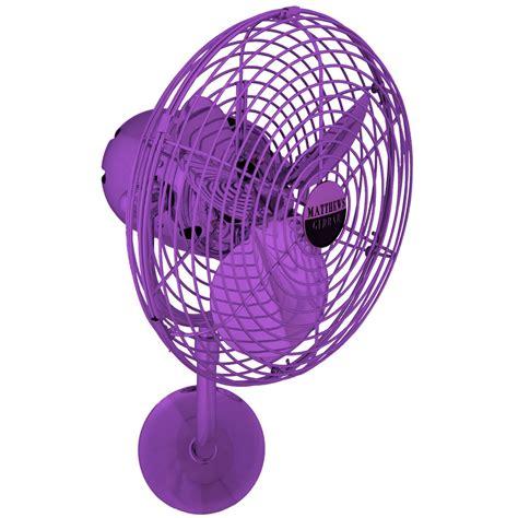purple ceiling fan matthews fan company mp ltpurple mtl 13 ceiling fan