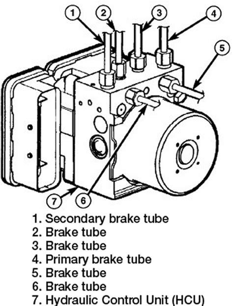 repair anti lock braking 2007 ford f150 transmission control repair guides anti lock brake system integrated control unit autozone com