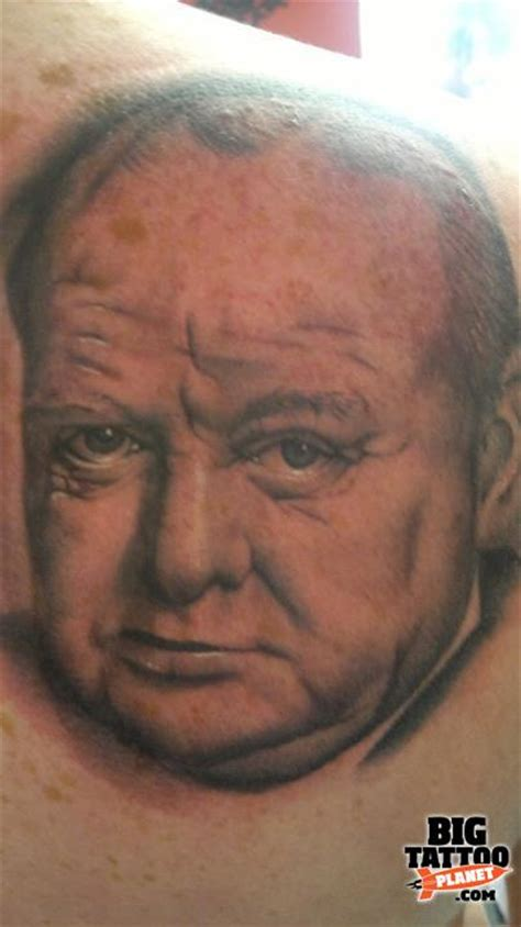 winston churchill tattoo randolph churchill pictures to pin on