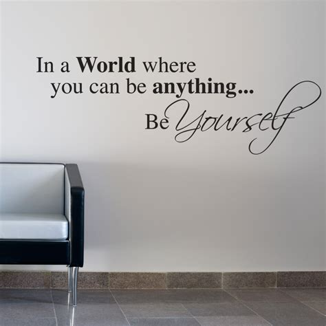 wall word stickers quote stickers for walls home design