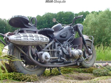 Bmw Motorrad R75 by Bmw R75 Solo Metal Germangray With License Plates In