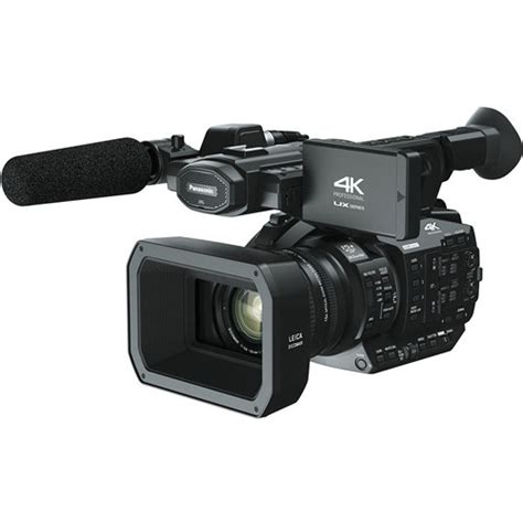 panasonic 4k price panasonic ag ux90 4k hd professional camcorder