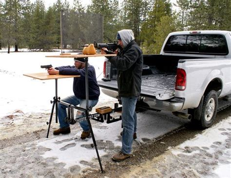 trigger happy shooting bench 132 best shooting range images on pinterest
