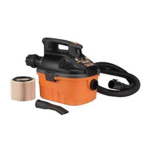 home depot shop vac ridgid wd4050 4 gallon portable pro vacuum from home depot