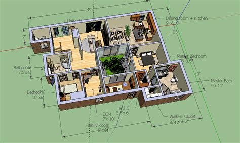 sketchup house layout sketchup home design simple stunning sketchup modern house