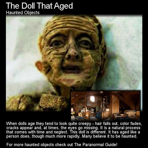 Very Fresh And Spooky Memes - the doll that aged imagine placing a childhood doll into