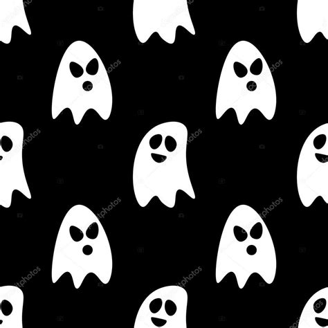 imagenes de halloween viros animados plano de dise 241 o de dibujos animados de fantasmas de