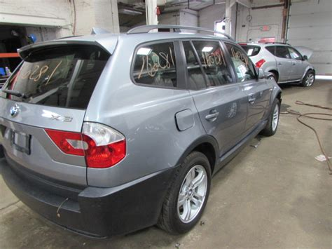 bmw x3 parts parting out 2004 bmw x3 stock 160281 tom s foreign