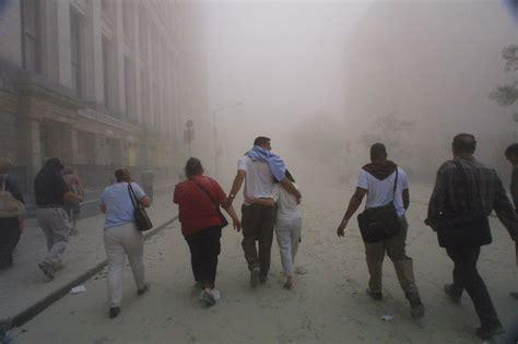 911 Survivor Highest Floor by 9 11 Survivor Brian Clark Reflects On His Escape 15 Years