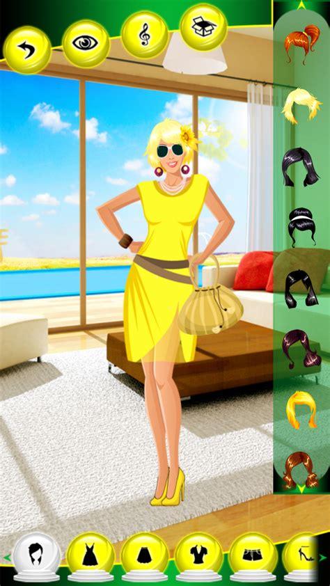 summer fashion dress  games