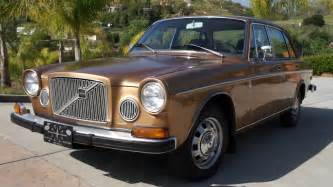 Volvo 164e 1973 Volvo 164e 1 Owner Classic 6 Cyl Fuel Injected Luxury
