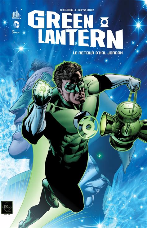 Green Lantern 1 0 review vf green lantern le retour d hal